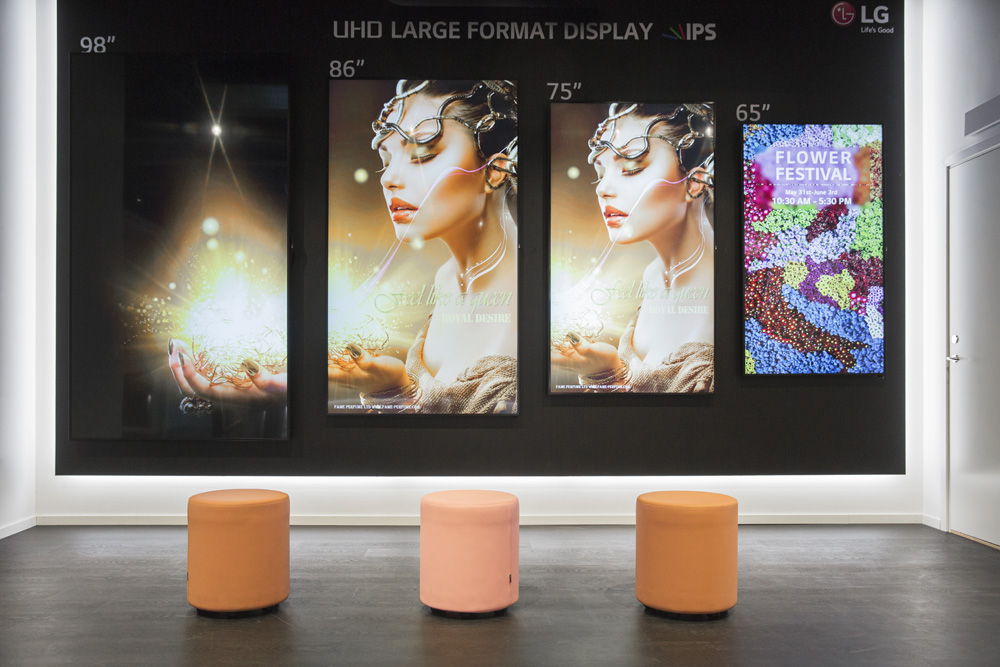64153099b3a In our joint stand, we will focus on digital signage in the retail  environment; what parts are necessary and what you need to consider in  order to achieve ...